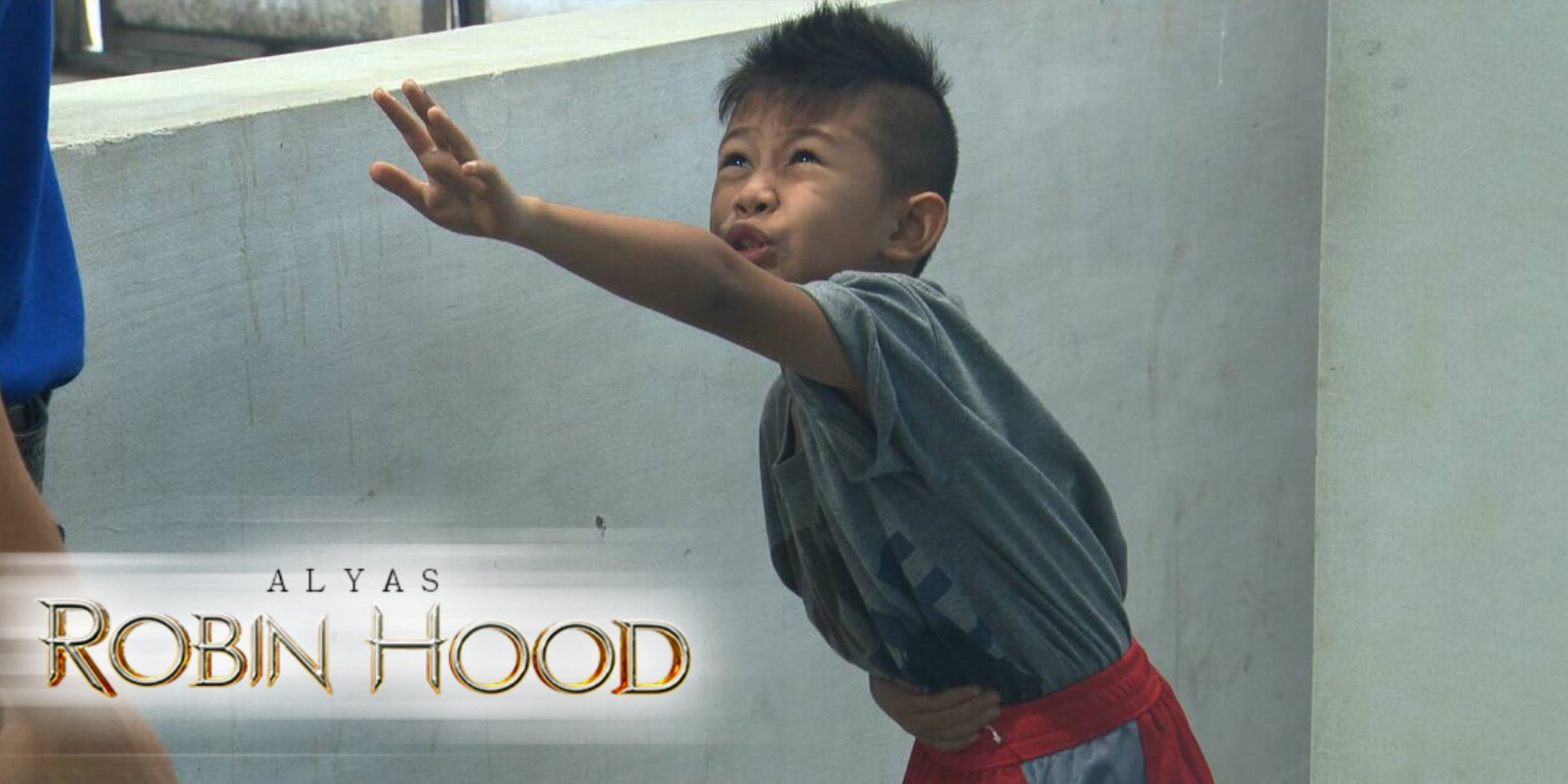 Kenken Nuyad in Alyas Robin Hood (2016)