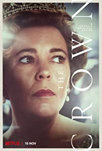 Olivia Colman in The Crown (2016)