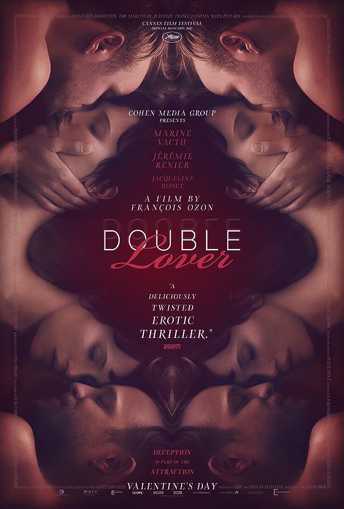 Jacqueline Bisset, Jérémie Renier, and Marine Vacth in L'amant double (2017)