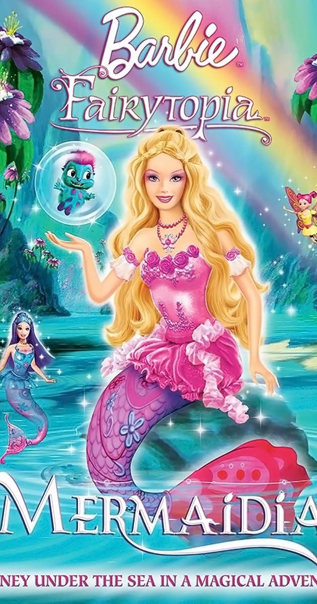 Barbie Fairytopia: Mermaidia (Video 2006) - IMDb