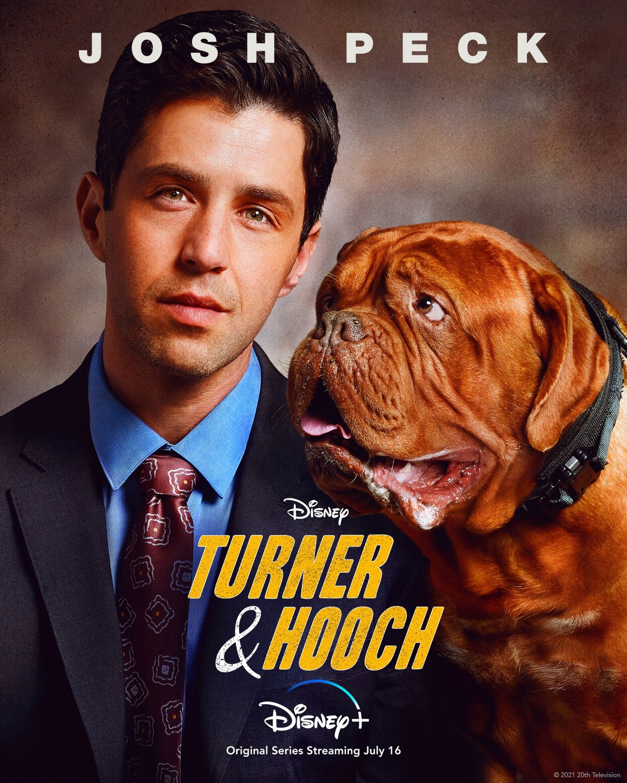 Turner & Hooch (TV Series 2021– ) - IMDb