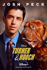 Josh Peck in Turner & Hooch (2021)