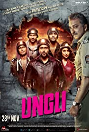 Ungli 2014 Hindi Movie WebRip 300mb 480p 1GB 720p