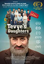 Tevye's Daughters Poster