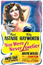 You Were Never Lovelier (1942) Poster