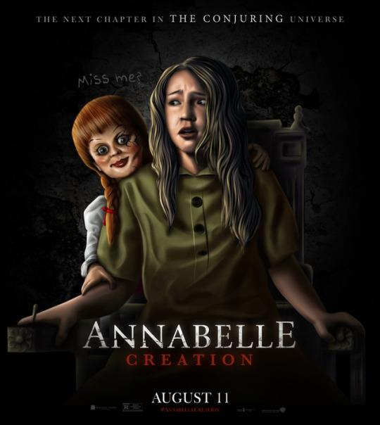 Annabelle Creation 2017