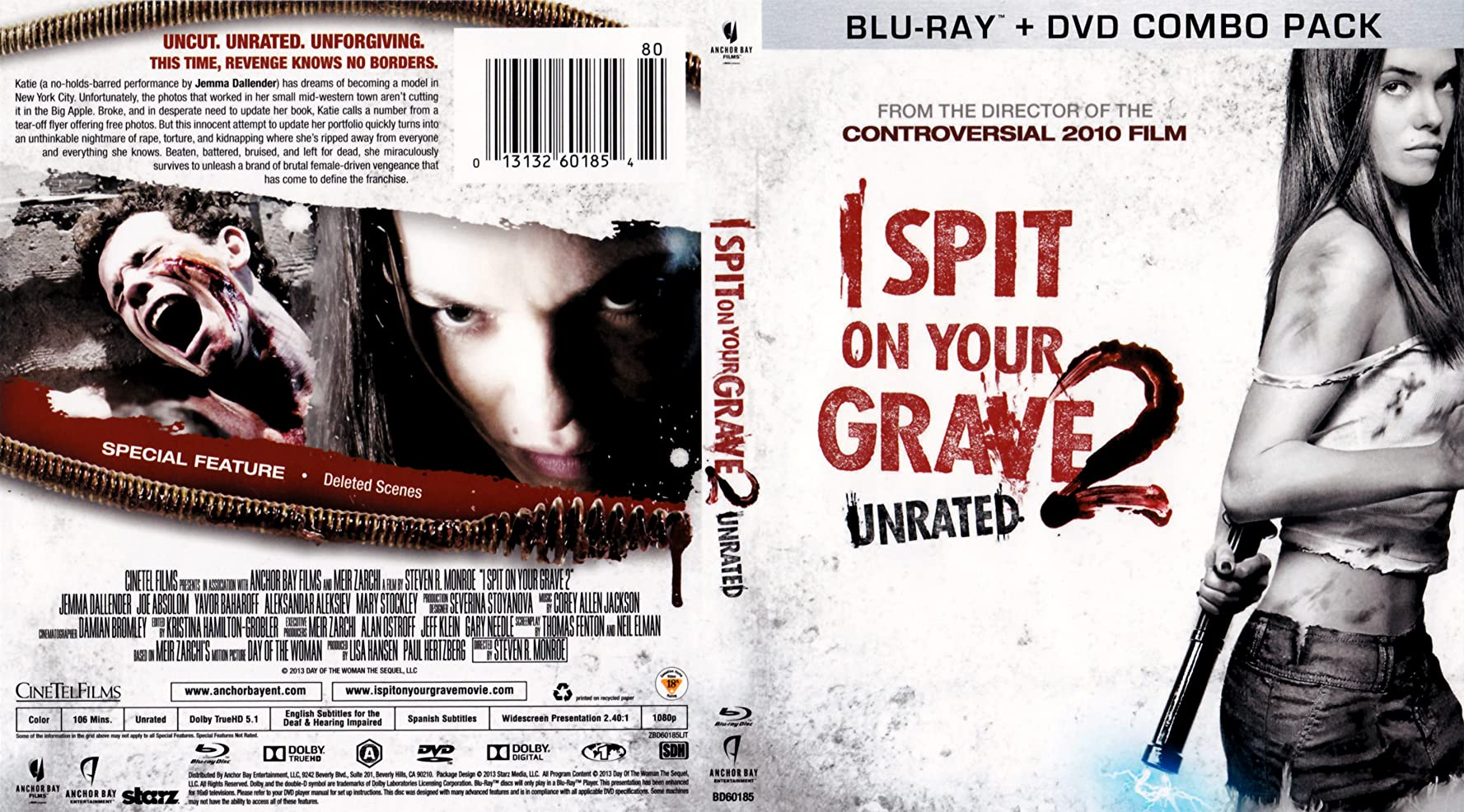 l spit on your grave 2 movie download