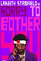 Sorry to Bother You (2018) Poster