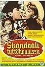 Skandaali tyttökoulussa (1960) Poster