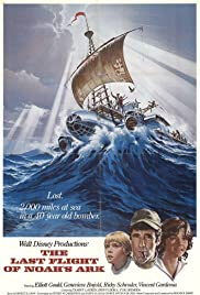 The Last Flight of Noah's Ark (1980) Poster - Movie Forum, Cast, Reviews