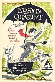 Invasion Quartet Poster - Movie Forum, Cast, Reviews