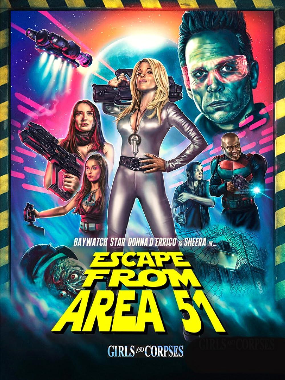 Escape from Area 51 (2021) - IMDb