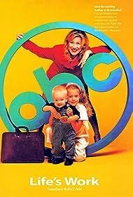 Alexa PenaVega, Lisa Ann Walter, Cameron Weibel, and Luca Weibel in Life's Work (1996)
