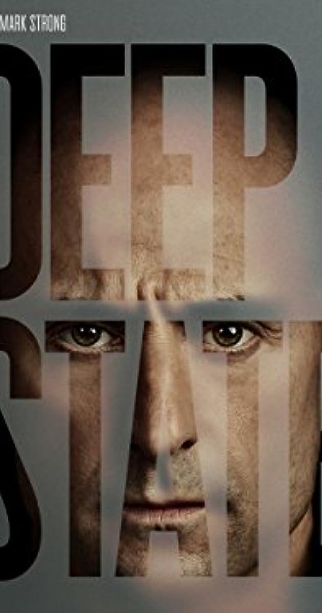 Slaptoji valdžia 1 sezonas / Deep State season 1 (2018)