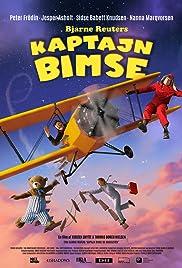 Kaptajn Bimse Poster