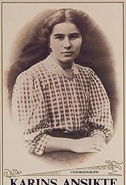 Karins ansikte Poster