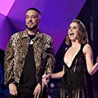 Alison Brie and French Montana at an event for 2019 MTV Video Music Awards (2019)