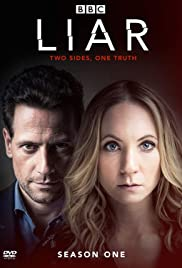 Liar Poster - TV Show Forum, Cast, Reviews