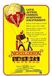 Nickelodeon (1976) Poster - Movie Forum, Cast, Reviews