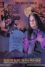 WWF Buried Alive: In Your House Poster