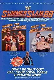 Summerslam(1988) Poster - TV Show Forum, Cast, Reviews