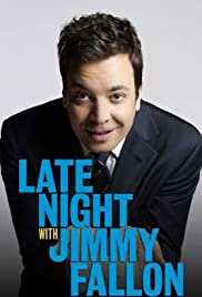 Late Night with Jimmy Fallon Poster - TV Show Forum, Cast, Reviews