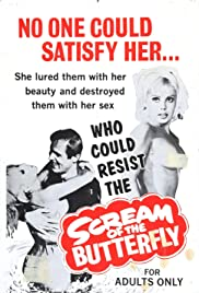 Scream of the Butterfly Poster