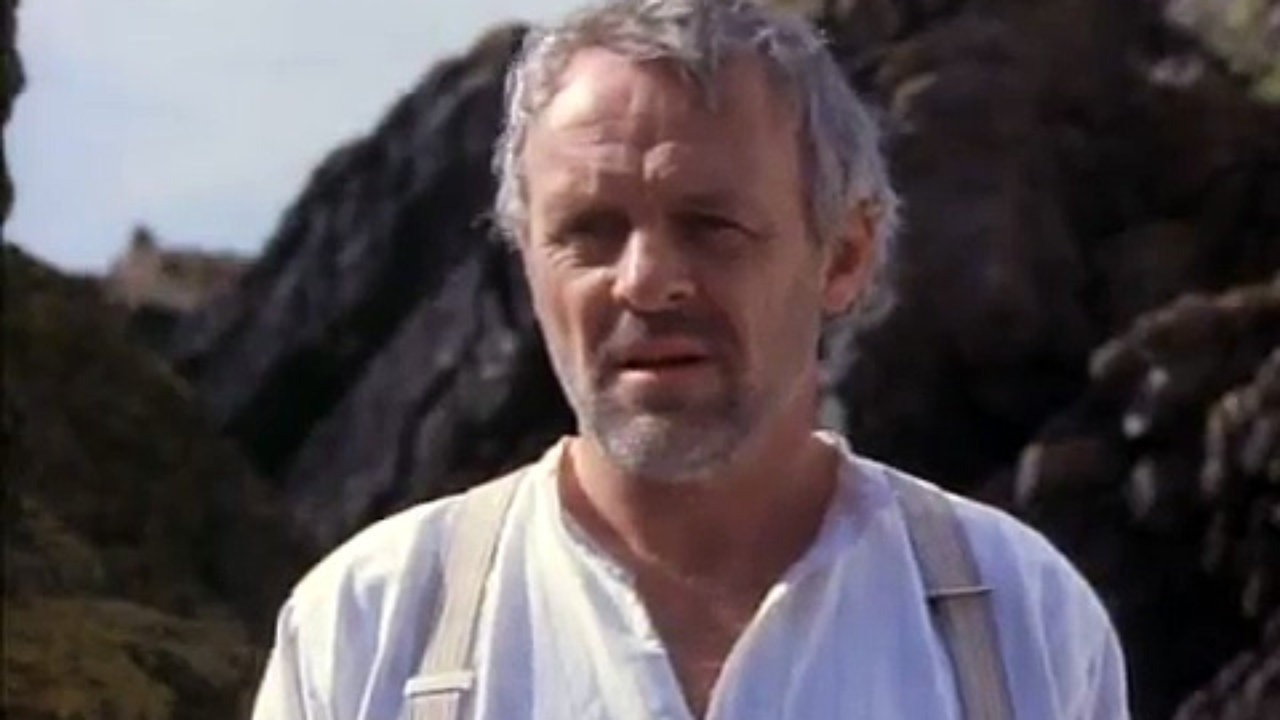 Anthony Hopkins in The Dawning (1988)