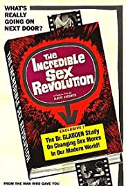 The Incredible Sex Revolution Poster