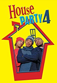 House Party 4 Down To The Last Minute Video 2001 Imdb