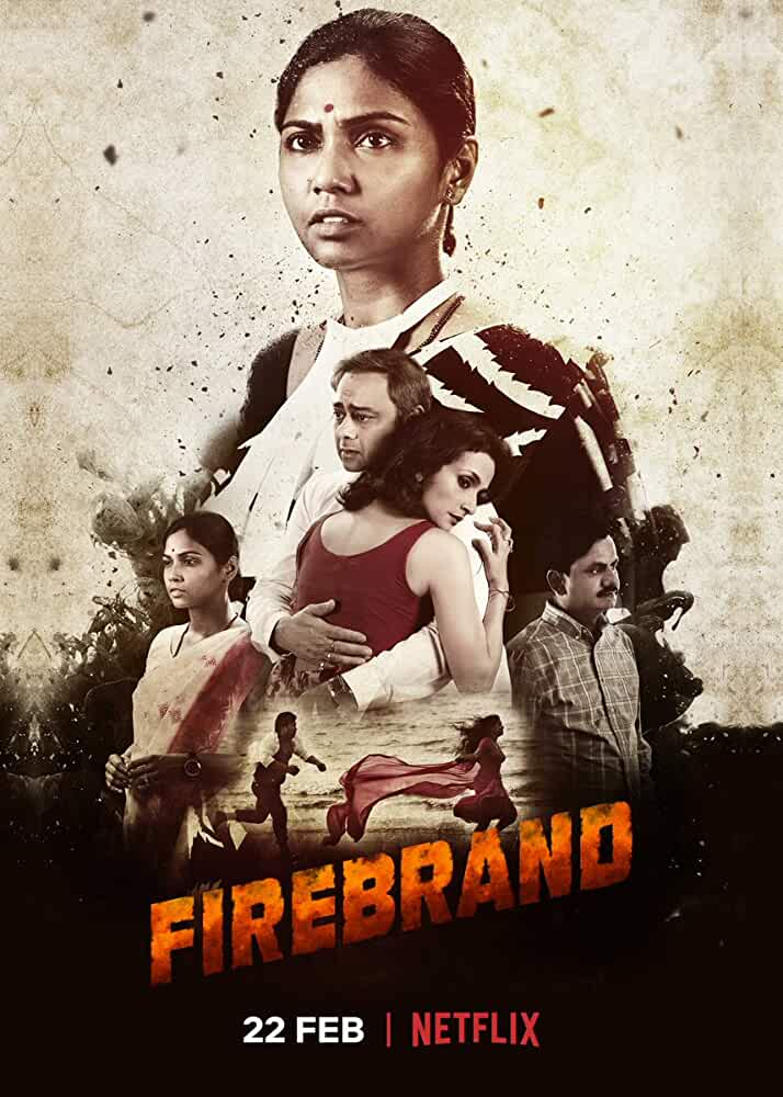 Firebrand (2019) Hindi 720p HEVC HDRip x265 AAC MSubs [500MB] Full Bollywood Movie