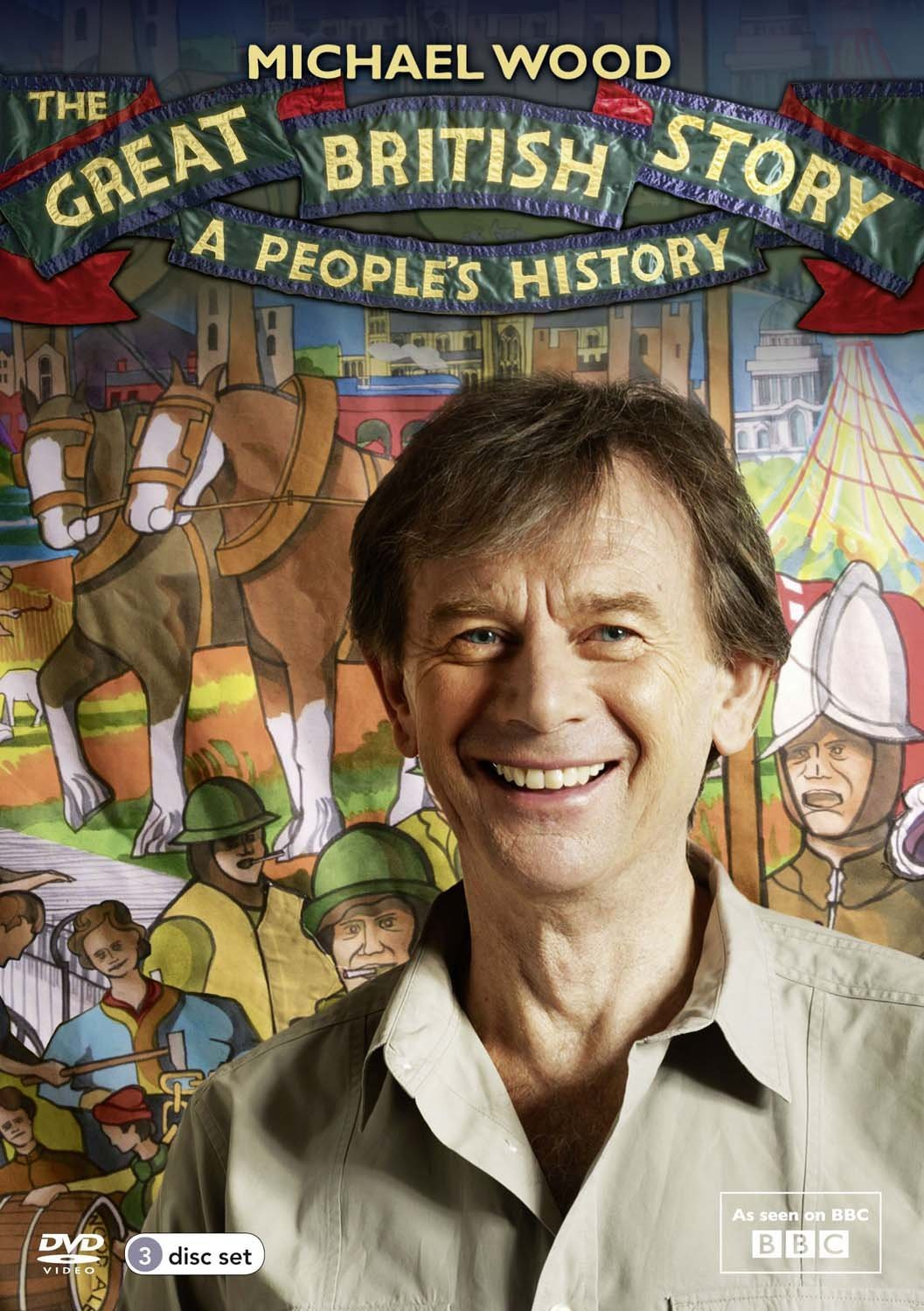 The Great British Story A People S History Tv Mini Series 2012