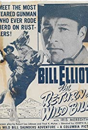 The Return of Wild Bill Poster