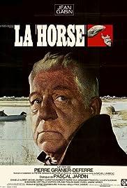 La horse Poster