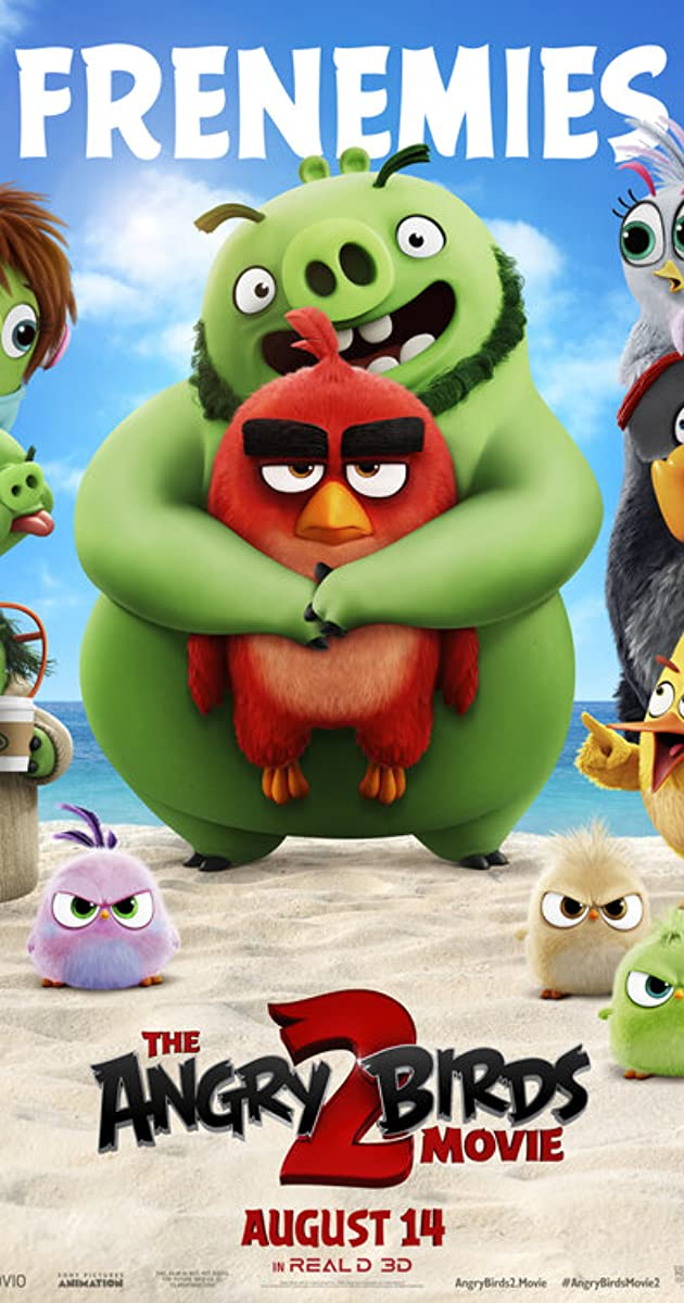 The Angry Birds Movie 2 2019 Imdb