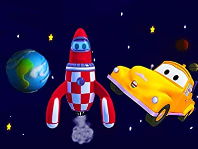 MP4 movies videos free downloading Tom the Tow Truck and Rocky the Rocket [4K