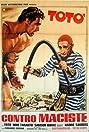Toto vs. Maciste (1962) Poster
