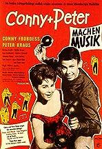 Conny und Peter machen Musik