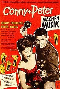 Primary photo for Conny und Peter machen Musik