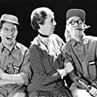 Edna May Oliver, Bert Wheeler, and Robert Woolsey in Hold 'Em Jail (1932)
