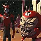 Tom Kenny and Jason Spisak in Green Lantern: The Animated Series (2011)