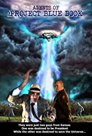 Agents of Project Blue Book Poster