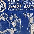 Stanley Clements, Gabriel Dell, David Gorcey, Leo Gorcey, Huntz Hall, Ernest Morrison, Bobby Jordan, Roger Pryor, Herbert Rawlinson, Bobby Stone, and Gale Storm in Smart Alecks (1942)