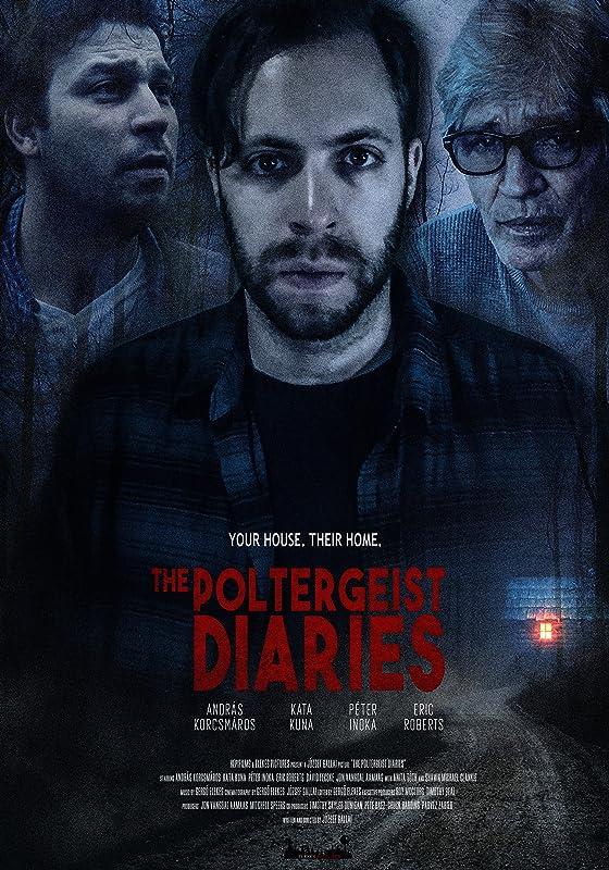 Дневники полтергейста / The Poltergeist Diaries / 2021