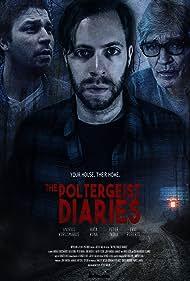 Eric Roberts, András Korcsmáros, and Péter Inoka in The Poltergeist Diaries (2021)