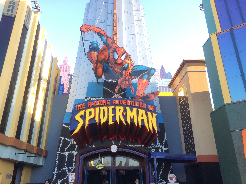 The Amazing Adventures of Spider-Man (1999)