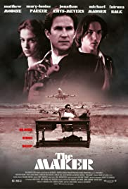 The Maker (1997) Poster - Movie Forum, Cast, Reviews