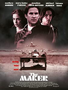 New movies 3gp download The Maker USA [640x352]