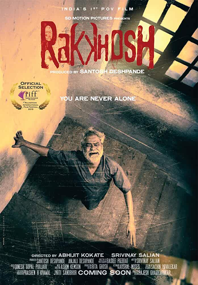Rakkhosh (2019) Hindi 720p HEVC NF HDRip x265 AAC ESubs [500MB] Full Bollywood Movie