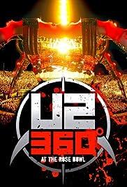 U2 Arrives @ the Rose Bowl Poster